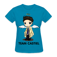 T-Shirts ~ Women's T-Shirt ~ Team Castiel
