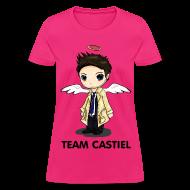 Women's T-Shirts ~ Women's T-Shirt ~ Team Castiel