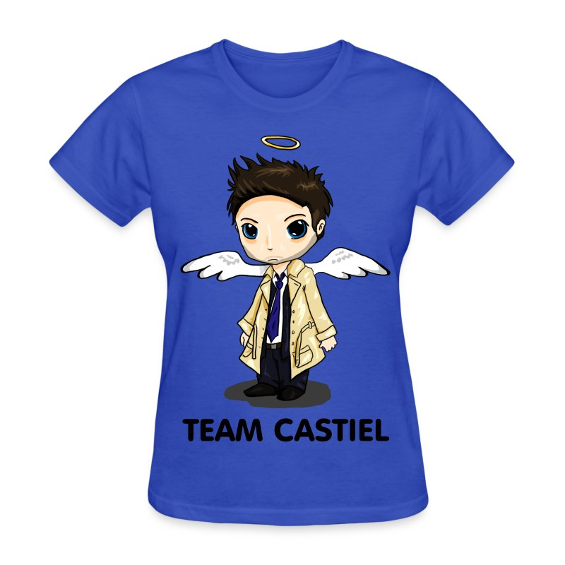 Team Castiel - Women's T-Shirt
