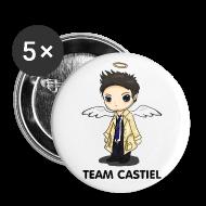 Buttons ~ Small Buttons ~ Team Castiel