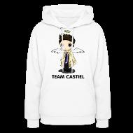 Hoodies ~ Women's Hoodie ~ Team Castiel