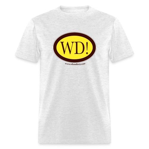 WD! Logo T-Shirt - Men's T-Shirt
