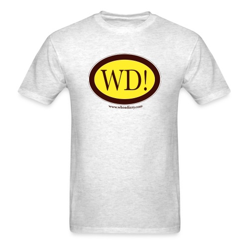 WD! Logo T-Shirt - Men's T-Shirt
