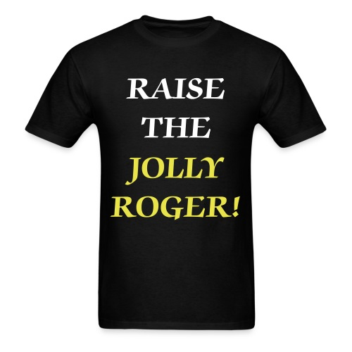 RTJR Large Print Tee - Men's T-Shirt