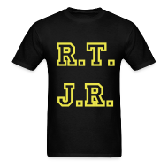T-Shirts ~ Men's T-Shirt ~ RTJR Block Tee