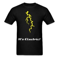 T-Shirts ~ Men's T-Shirt ~ #50 Electric Stuff Tee