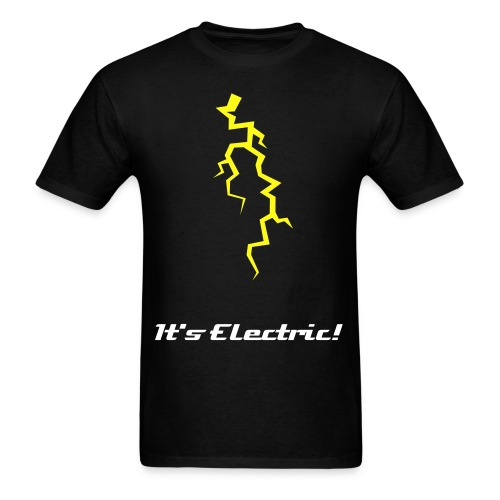 #50 Electric Stuff Tee - Men's T-Shirt