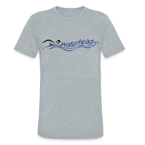 waterhead - Unisex Tri-Blend T-Shirt by American Apparel