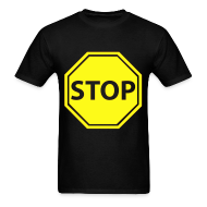 T-Shirts ~ Men's T-Shirt ~ #52 Stop! Hammer Time! Tee