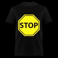 T-Shirts ~ Men's T-Shirt ~ #52 Stop! Hammer Time! Tee