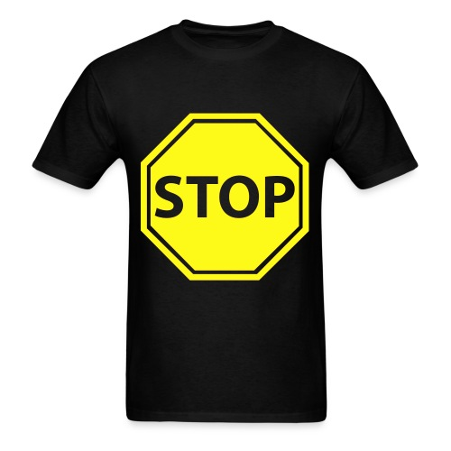 #52 Stop! Hammer Time! Tee - Men's T-Shirt