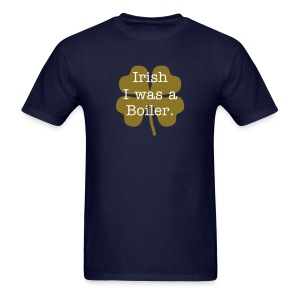 Irish I was - Men's T-Shirt