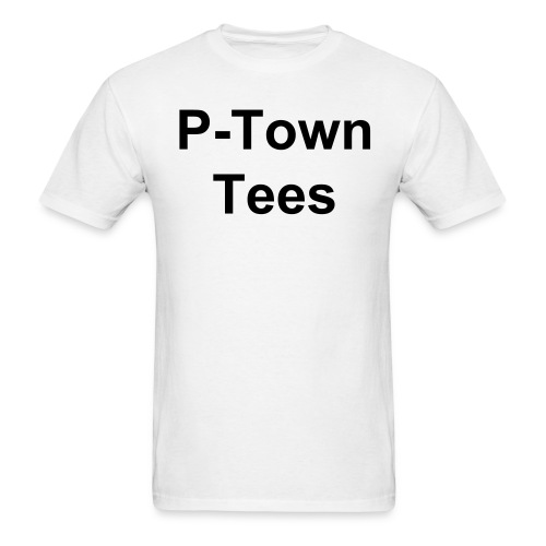 P-Town Original - Men's T-Shirt