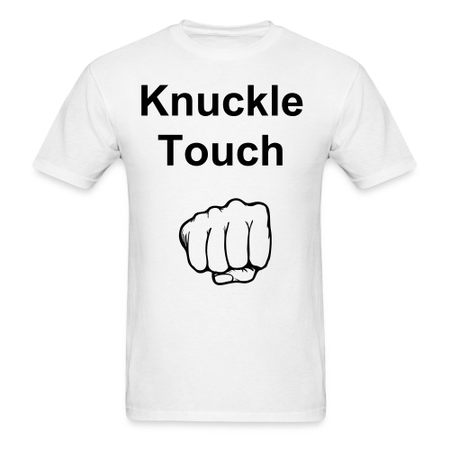 Knuckles - Men's T-Shirt