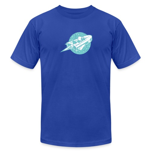 Space Cruiser - Men's Fine Jersey T-Shirt