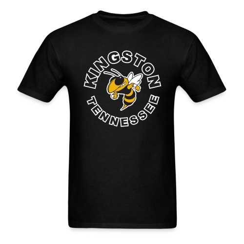 Kingston TN Yellow Jacket - Men's T-Shirt