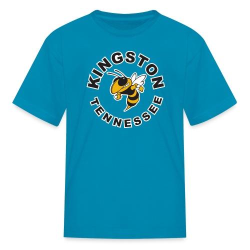 Kingston TN Kids Yellow Jacket - Kids' T-Shirt