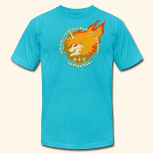 Daredevils! - Men's T-Shirt by American Apparel
