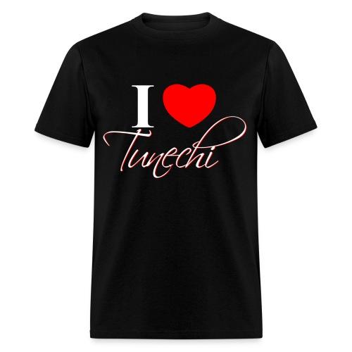 I Heart Tunechi - Men's T-Shirt