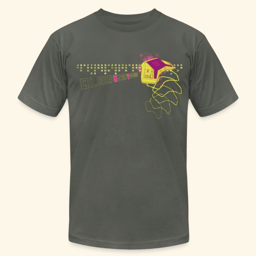 Bleep Zap Pew! - Men's Fine Jersey T-Shirt