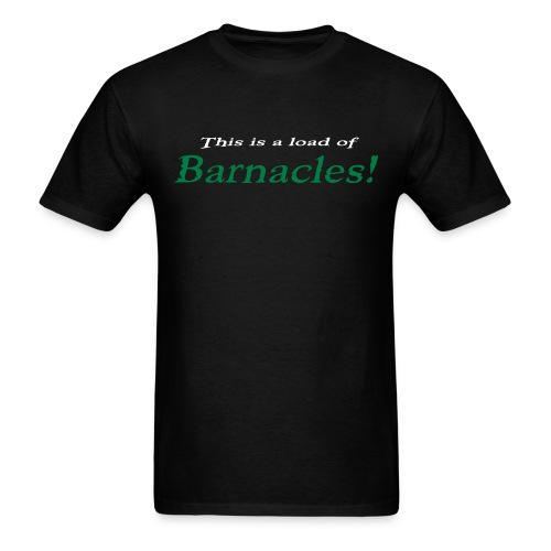 Barnacles - Men's T-Shirt