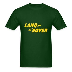 Old Land Rover logo - Men's T-Shirt