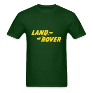 autonaut spreadshirt old land rover logo mens t shirt rh shop spreadshirt com land rover logo plates land rover logo clothing