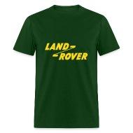 autonaut spreadshirt old land rover logo mens t shirt rh shop spreadshirt com land rover logo vector land rover logo badges