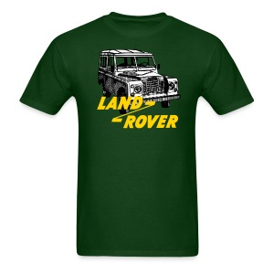Land Rover Series duoprint - Men's T-Shirt
