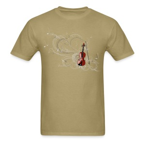 Harmonic Fiddle - Men's T-Shirt