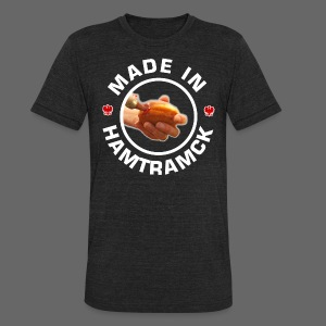 Made in Hamtramck Men's Tri-Blend Vintage by American Apparel - Unisex Tri-Blend T-Shirt