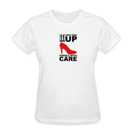 T-Shirts ~ Women's T-Shirt ~ this side up