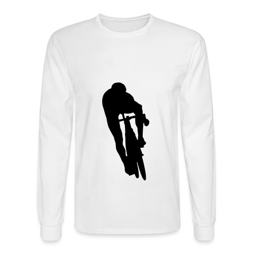 Men's Biker Shirt - Men's Long Sleeve T-Shirt