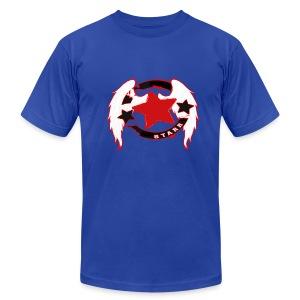 Super Starr - Men's Fine Jersey T-Shirt