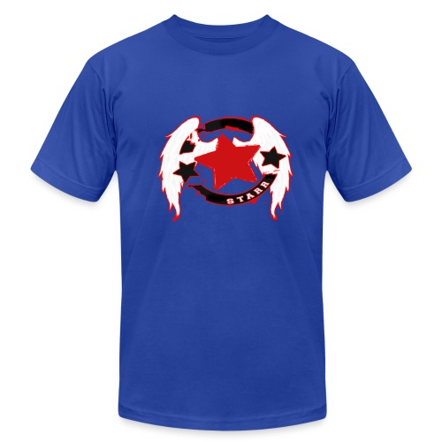 Super Starr - Men's Fine Jersey T-Shirt
