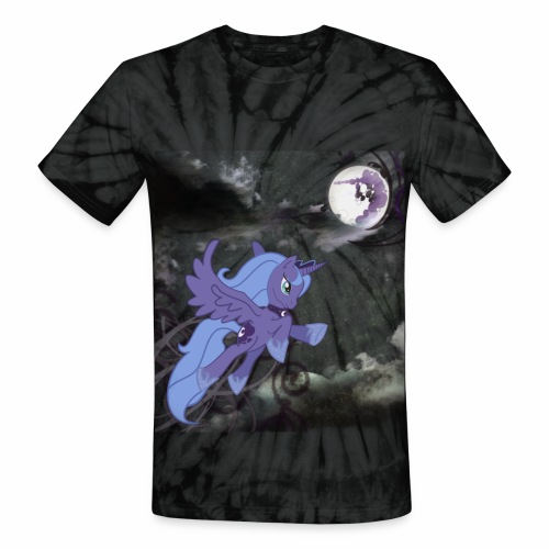 Luna Tee (Tie dye tee) - Unisex Tie Dye T-Shirt