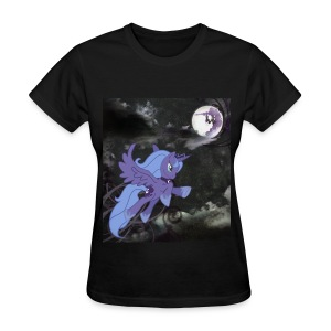 Luna Tee (Fillies' standardweight tee) - Women's T-Shirt