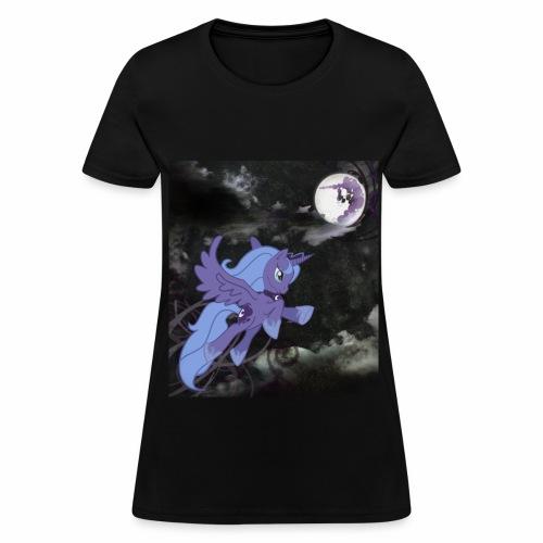 Luna Tee (Fillies' standardweight tee) - Women's T-Shirt