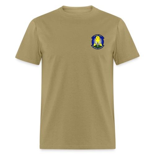 563rd OSS AIR FORCE RESCUE tan - Men's T-Shirt