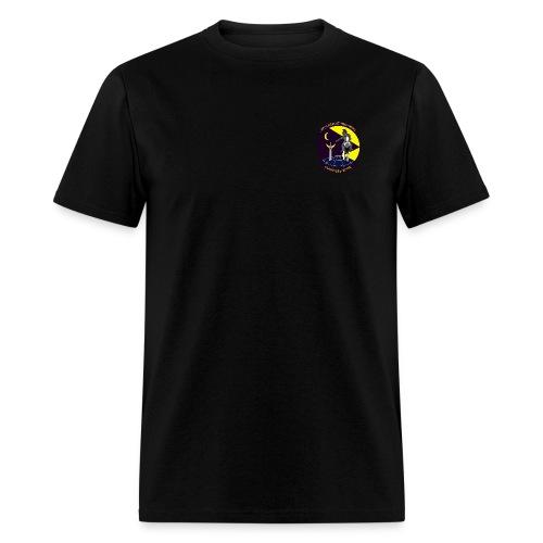 79th Rescue Squadron AIR FORCE RESCUE black - Men's T-Shirt