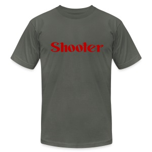 Canon Shooter - Men's T-Shirt by American Apparel