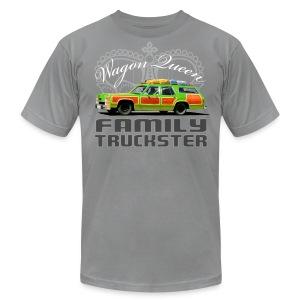 Family Truckster - Men's Fine Jersey T-Shirt