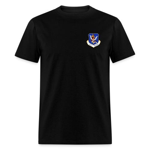 23rd WING  RESCUE black - Men's T-Shirt