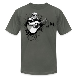 StrumTrooper - Men's Fine Jersey T-Shirt