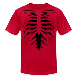 ShadowBones - Men's T-Shirt by American Apparel