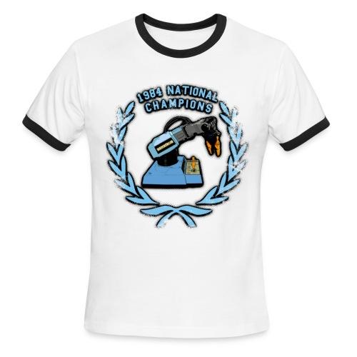1984 Armatron Champ - Men's Ringer T-Shirt