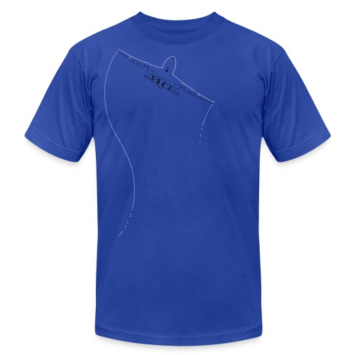 Jet Stitched - Men's Fine Jersey T-Shirt