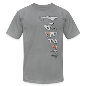 Gunplay - Men's T-Shirt by American Apparel