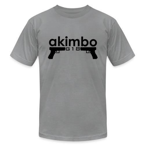 Akimbo G18's - Men's Jersey T-Shirt