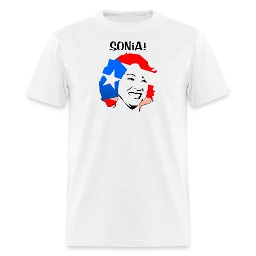 Sonia Sotomayor_1 - Men's T-Shirt